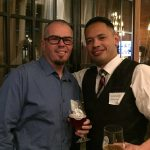 Rob and Jonathon at Ballast Point for the 2nd Annual PINT Client Appreciation Event.