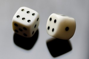 choosing a website redesign partner without enough info is like rolling the dice