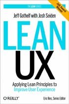 lean ux user experience