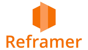 reframer review- product logo