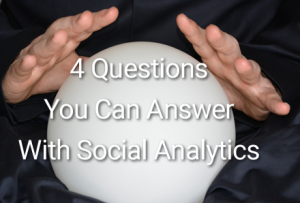 social analytics crystal ball