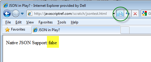 Scripting features may be disabled in compat mode